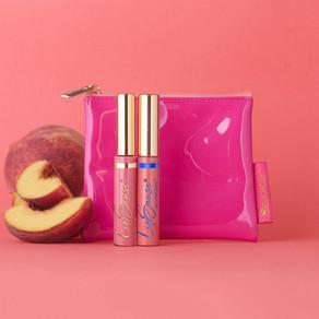 Just Peachy LipSense Duo