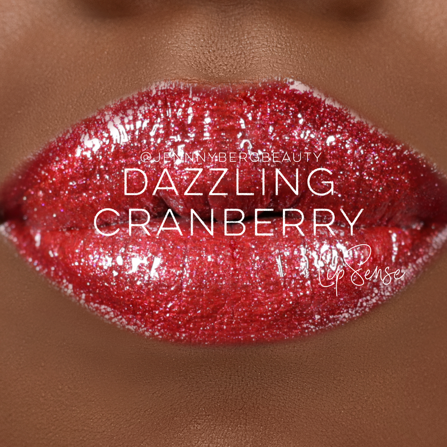 Dazzling Cranberry LipSense Deep