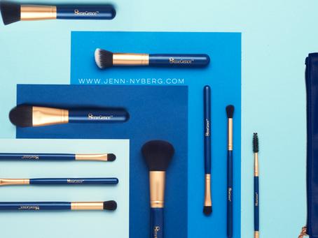 Cosmetics-Pro Brush Set