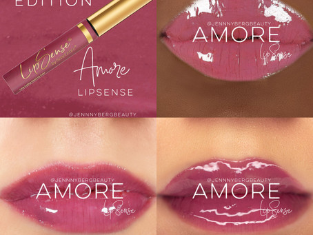 Amore LipSense Collection