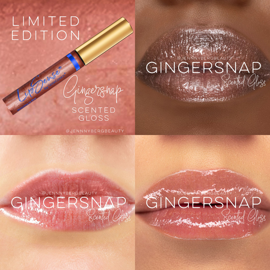 Gingersnap Scented Gloss