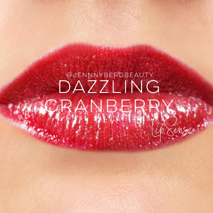 Dazzling Cranberry LipSense Light