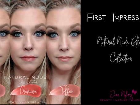 Natural Nude Gloss - First Impressions
