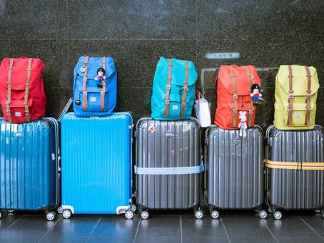 Сколько багажа можно провозить в поезде?