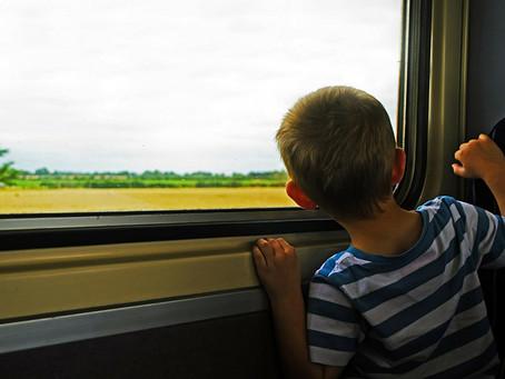 Как отправить ребенка на поезде без сопровождения родителей