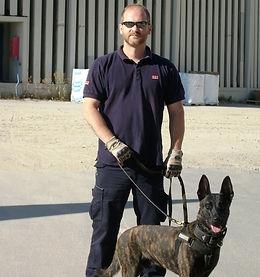 Diensthundeführer