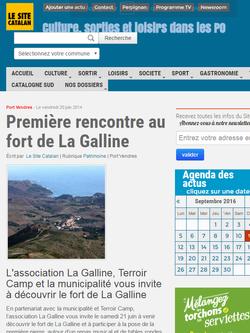 Le site Catalan