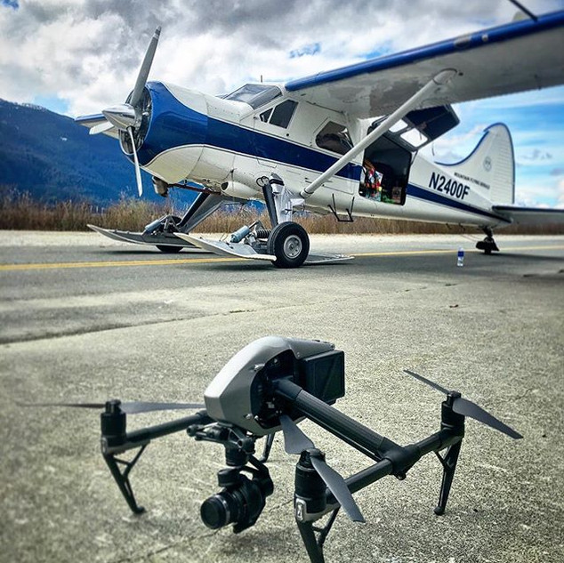 Inspire 2-aerial-Drone-Dyrland Productions-Real Estate-Feature Film-Michael Dyrland-Drone Operator