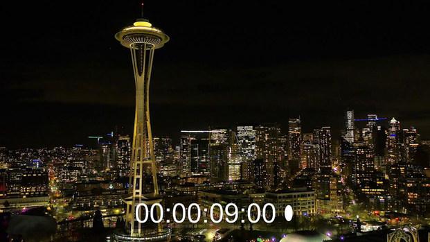 Seattle Stock Footage