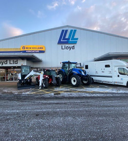 Busy Month at Lloyd Ltd for Kevin