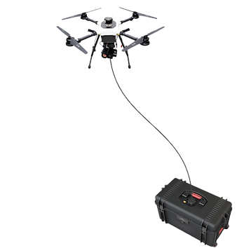AVES-T TETHERED SYSTEM