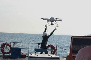 EXERCISE - md4-1000 UAV DEPLOYMENT BY MPA