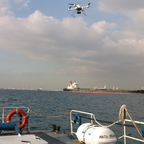 md4-1000 deployment by MPA SINGAPORE