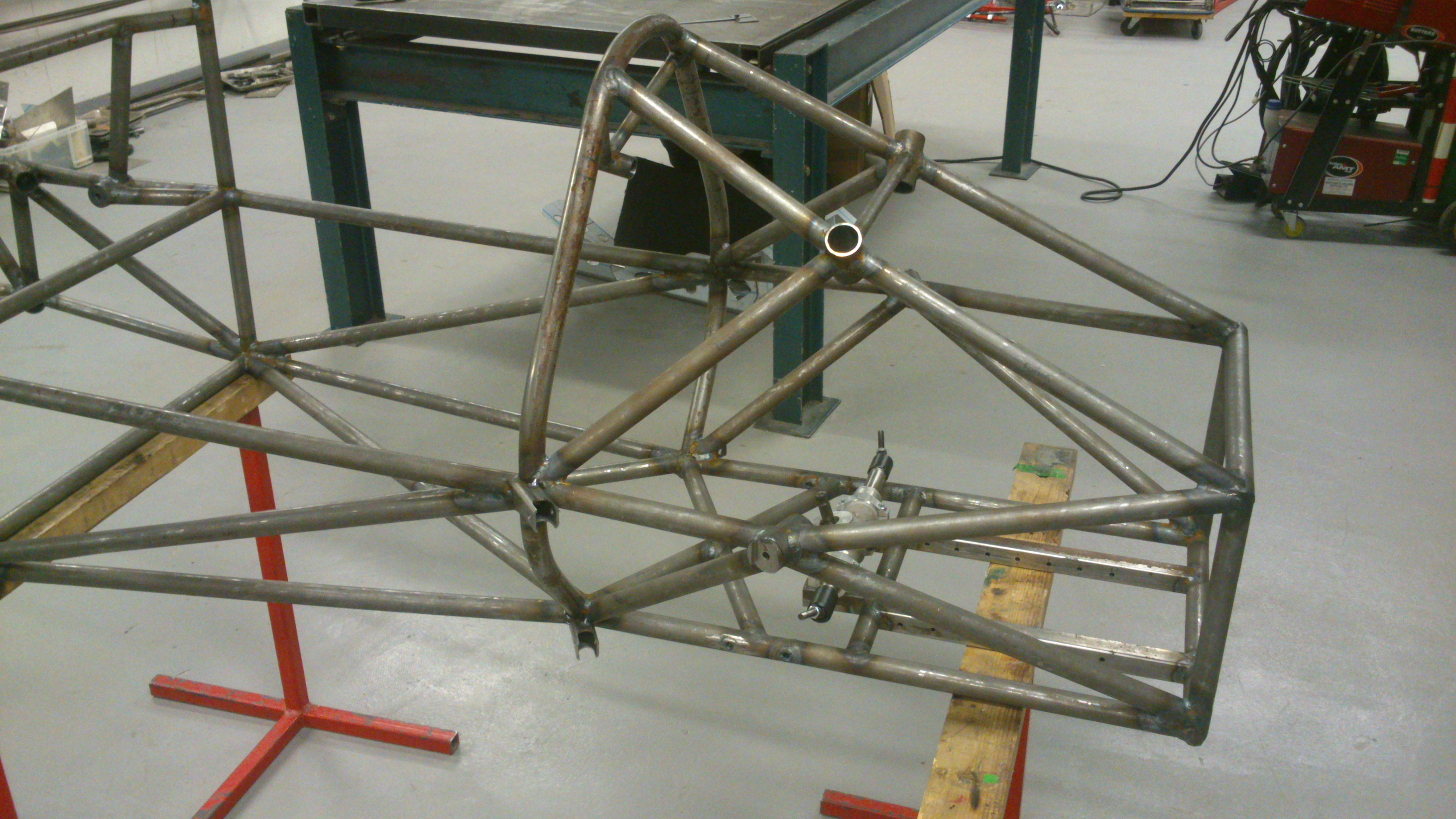 Front-Side Chassis