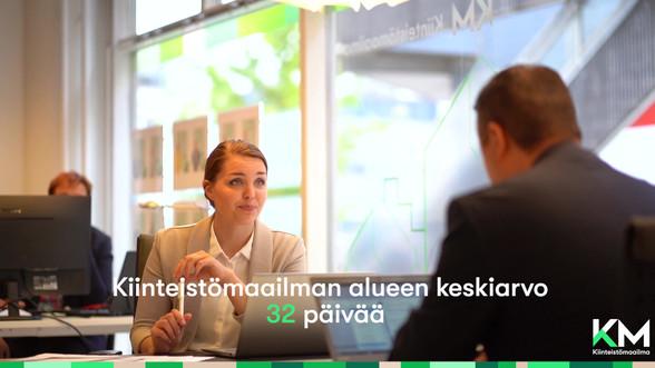 Myyrmäki & Martinlaakso myymälän esit
