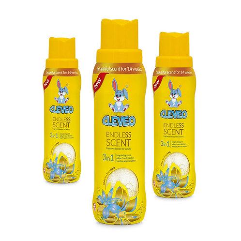 CLEVEO Booster - Vonné perličky WHITE TEA 350g