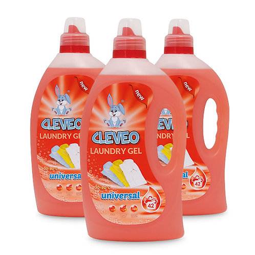 CLEVEO Laundry Gel Universal 1,5L