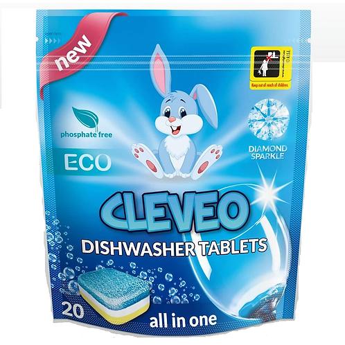 Dishwasher Tablets ECO 7 in 1 20 Ks