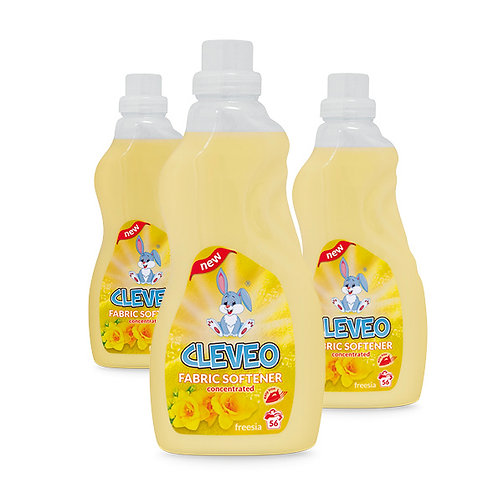 CLEVEO Fabric Softener Freesia 56