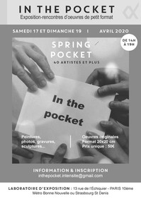 20.in the pocket