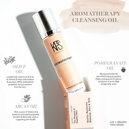 Aromatherapy Cleansing Oil