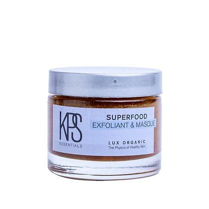 Super-Food Exfoliant & Masque