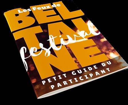 Les Feux de Beltaine - Guide du Participant