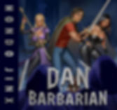 Dan the Barbarian