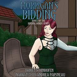 Binding Words: Morrigan's Bidding