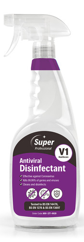 Antiviral Disinfectant