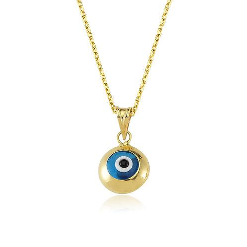 Round Evil Eye