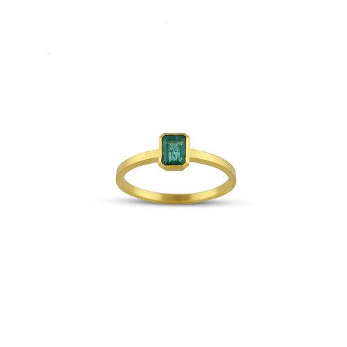 Ottoman Emerald Ring