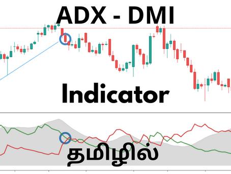ADX DMI Indicator Analysis