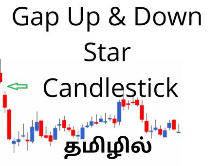 Gup Up Gap Down and Star Pattern