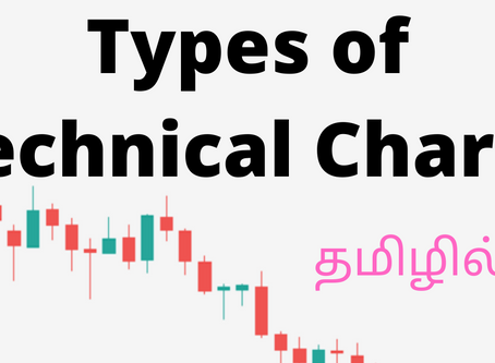 Types of Technical Charts in Trading