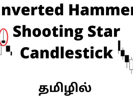 Shooting Star Inverted Hammer