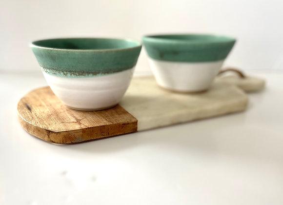 Breakfast bowls - set of 2