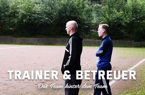 Trainer & Betreuer