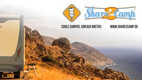 Share2Camp wird neuer Haupt- & Trikotsponsor