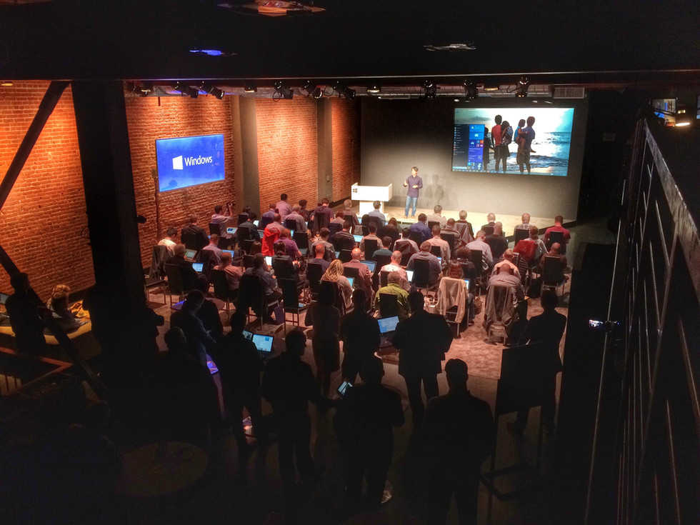 Microsoft Unveils The Future of Windows