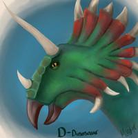 """""""D for Dinosaur"""""""