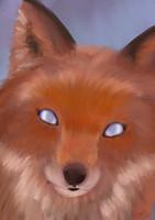 Lilac Fox