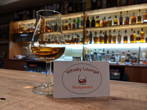 $25 Whisky Lounge Gift Card