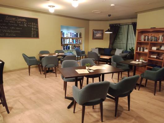 lounge - Covid setup