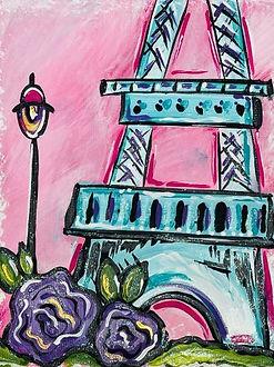 Paint n Sup  Bonjour Paris.jpg