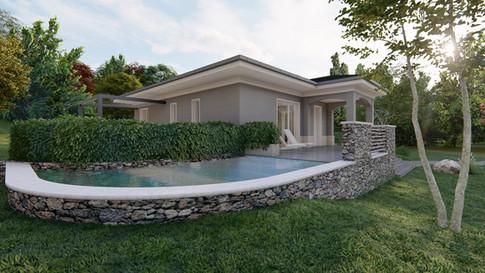 Villa 80 mq - Biella