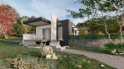 Villa 60 mq- residence Lago di Garda