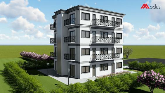 Immobile 8 appartamenti