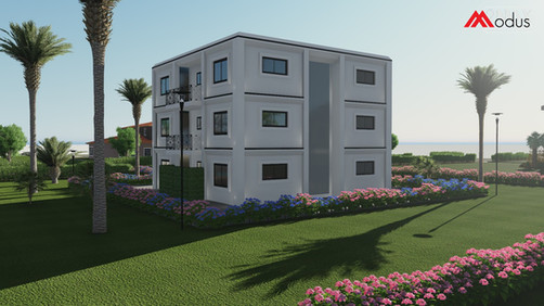 Immobile 6 appartamenti, zona mare