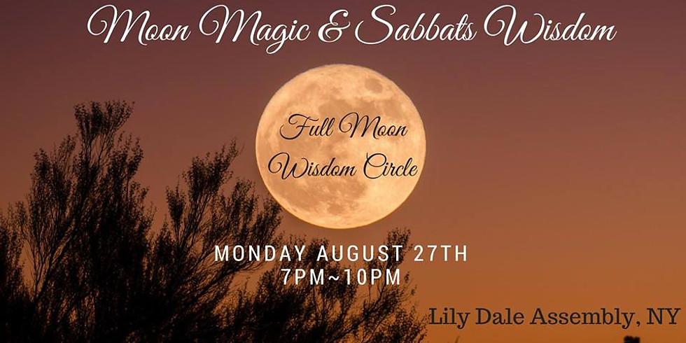 Moon Magic, Sabbats and Sacred Wisdoms